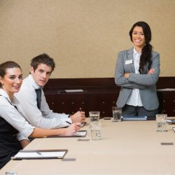 Women are working to increase their visibility and position in the hospitality industry.