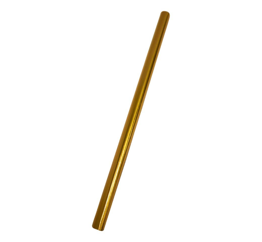 Papel Oropel Dorado  60 Gr. Rollo x 2 Mylano
