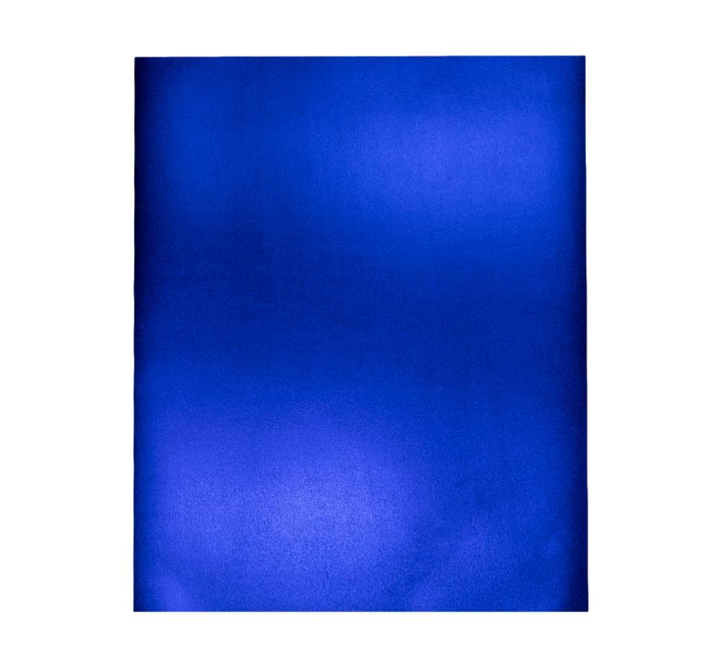 Goma Eva Metálico Azul  50 x 70 cm Unid. Mylano