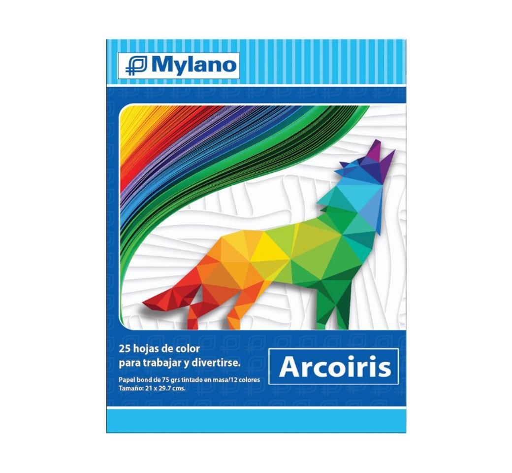 Block Arco Iris Mylano