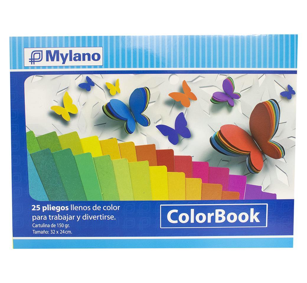 Block Color Book Mylano