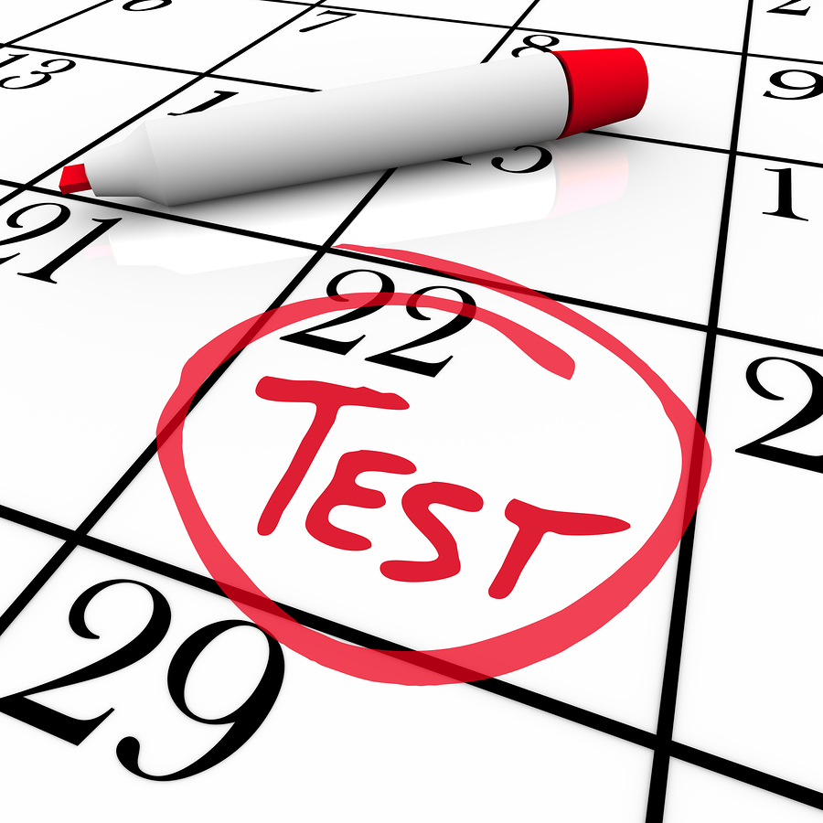 ACT Test Dates 2018–2019