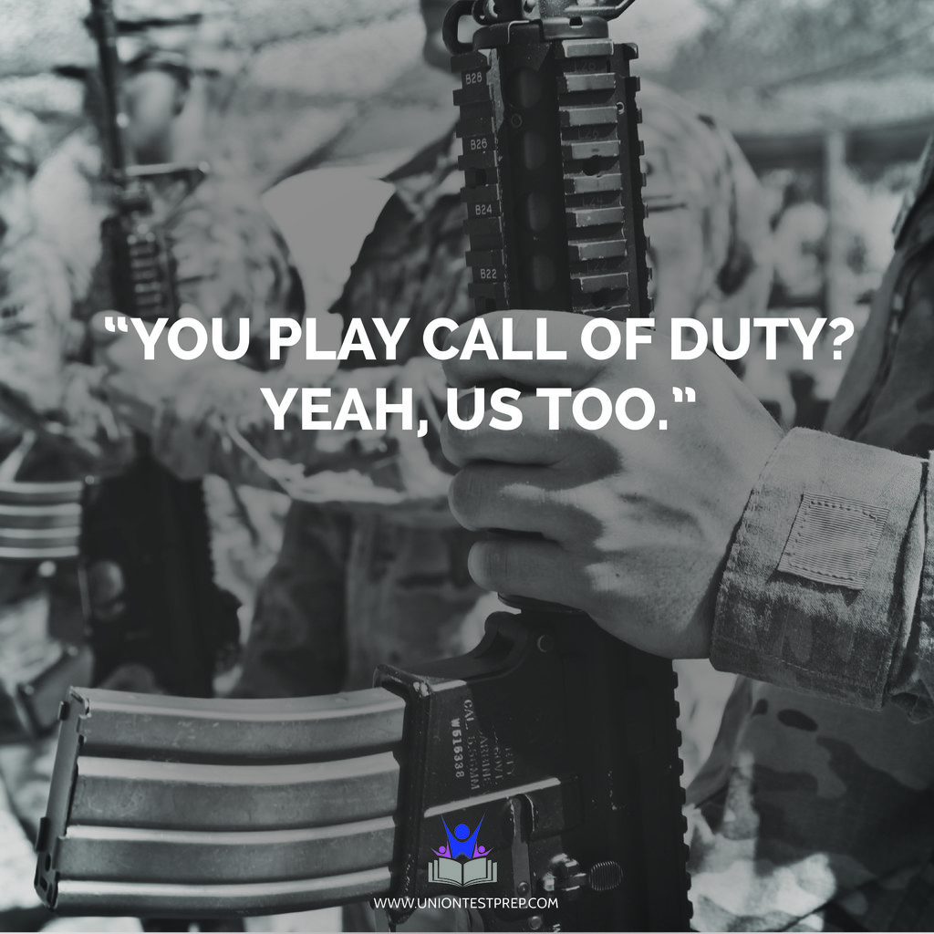 """Call of Duty Military"""