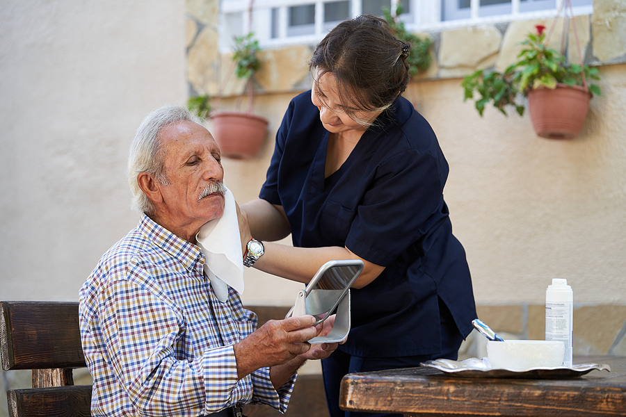 CNA Skills: Assisting with Personal Care Part 2