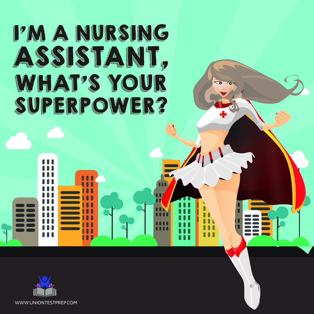 I'm a nursing assistant what's your super power