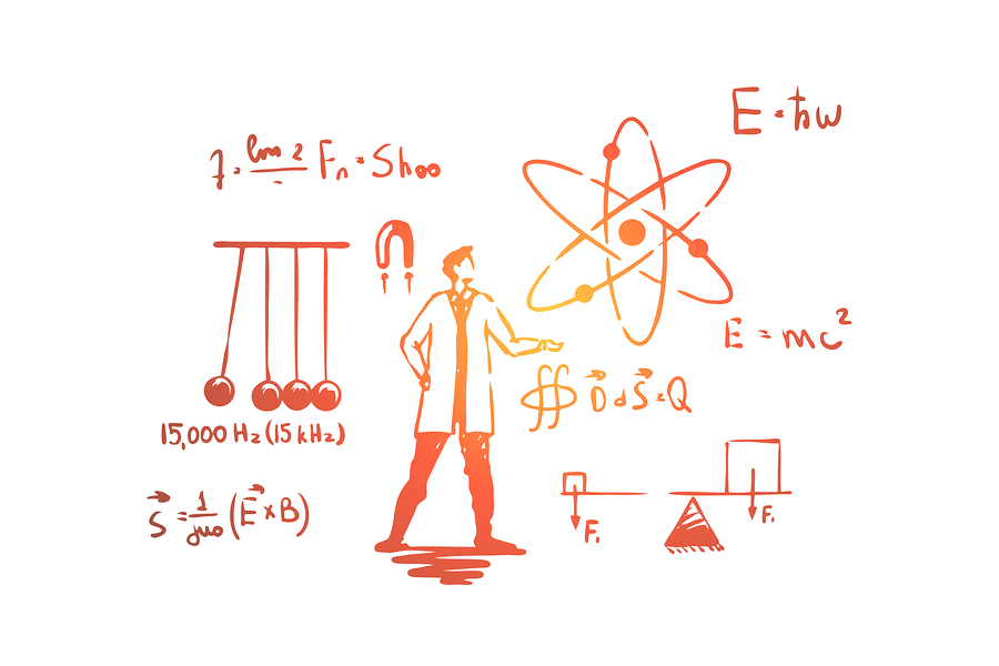 g e d exam science formulas