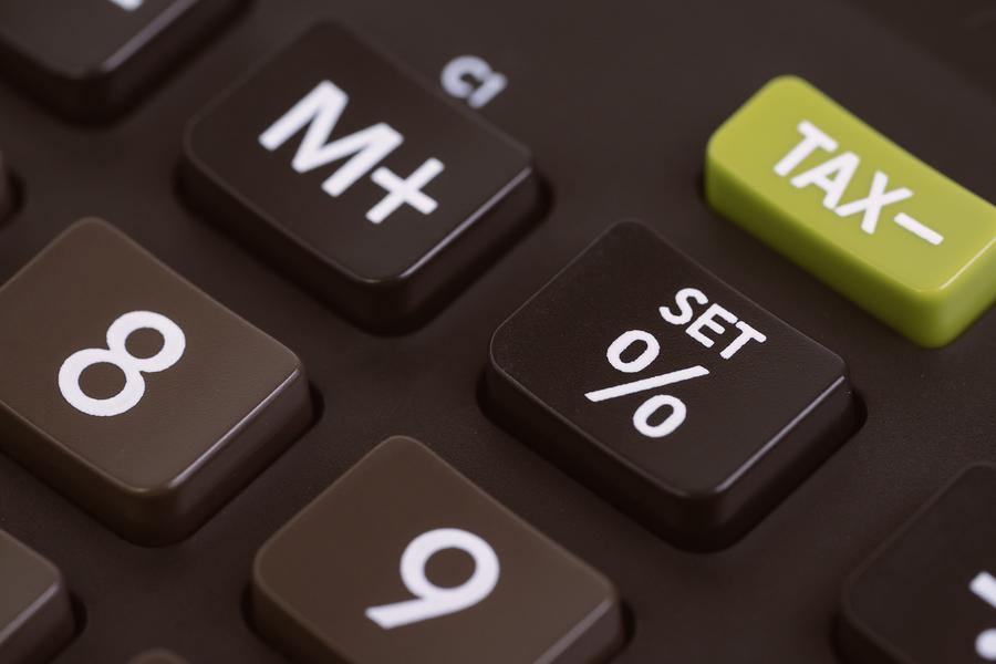 Real Estate Tax and Credit Formulas