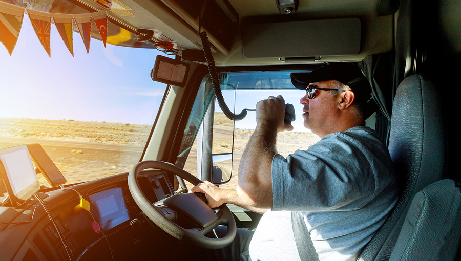 all about trucking as a job