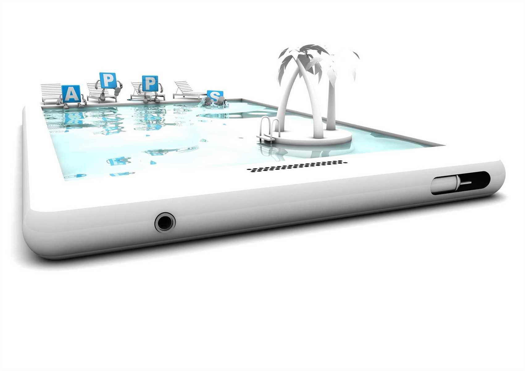 Top Pool Apps - UV Pools