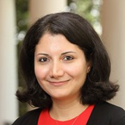 Headshot of Homa Alemzadeh