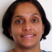 Headshot of Girija Ramakrishnan