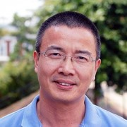 Headshot of Weiqiang Wang