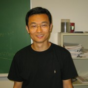 Headshot of Jianhui Zhou