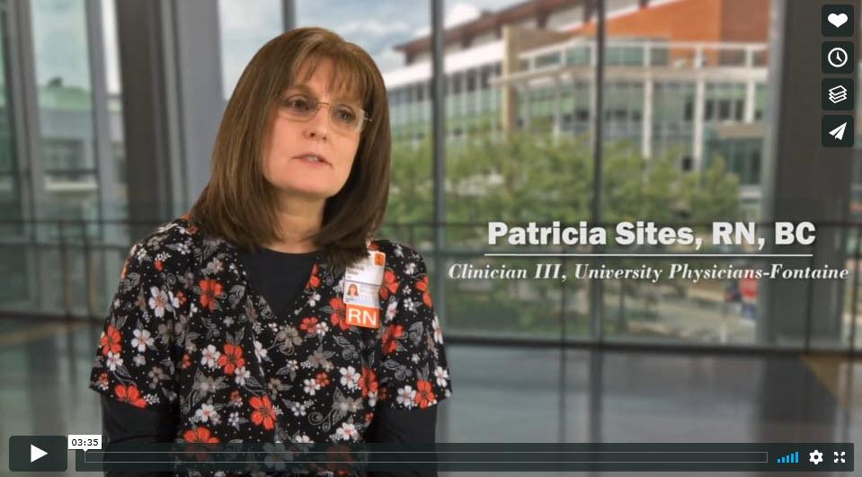 Pat Sites, RN