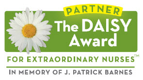 Partner: The DAISY Award for Extraordinary Nurses, in memory of J. Patrick Barnes