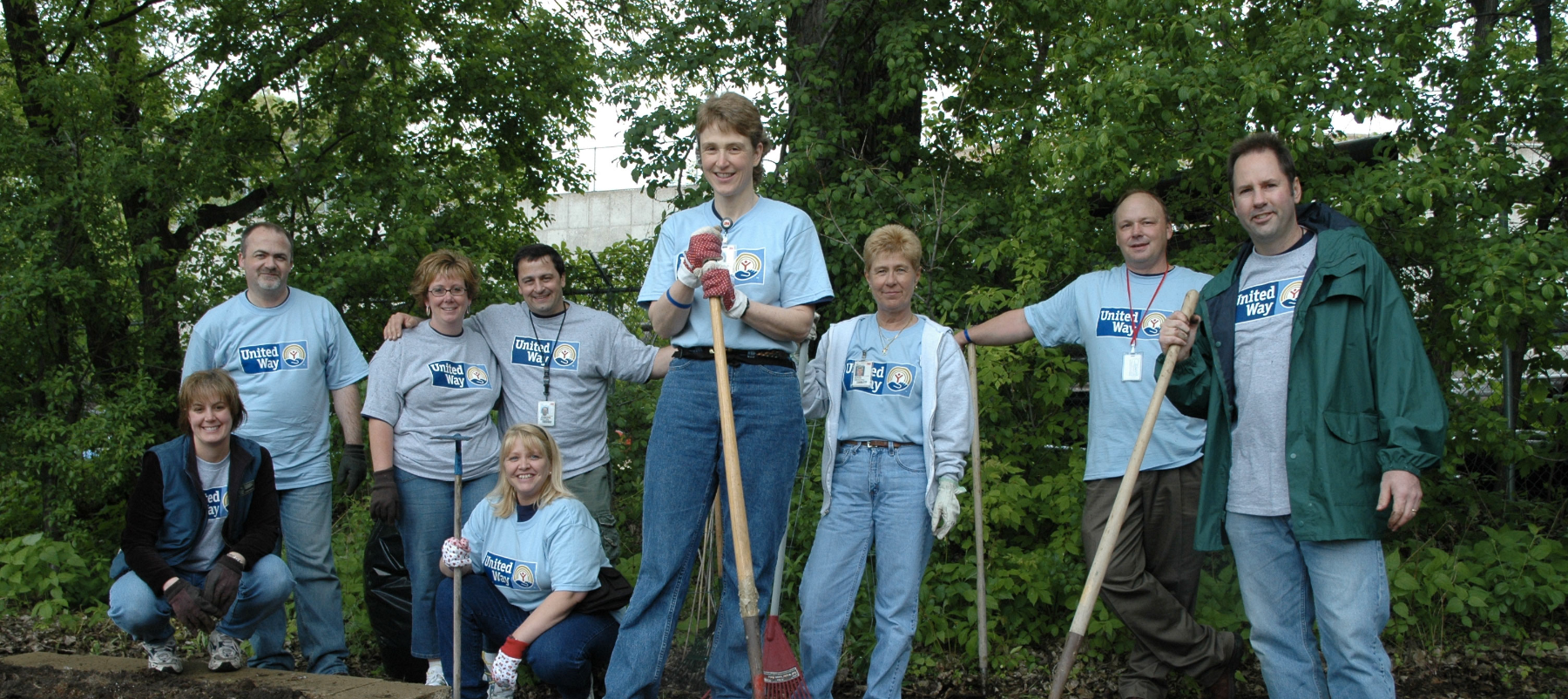 On Make A Difference Day, give back in small and large ways to create change in your community.