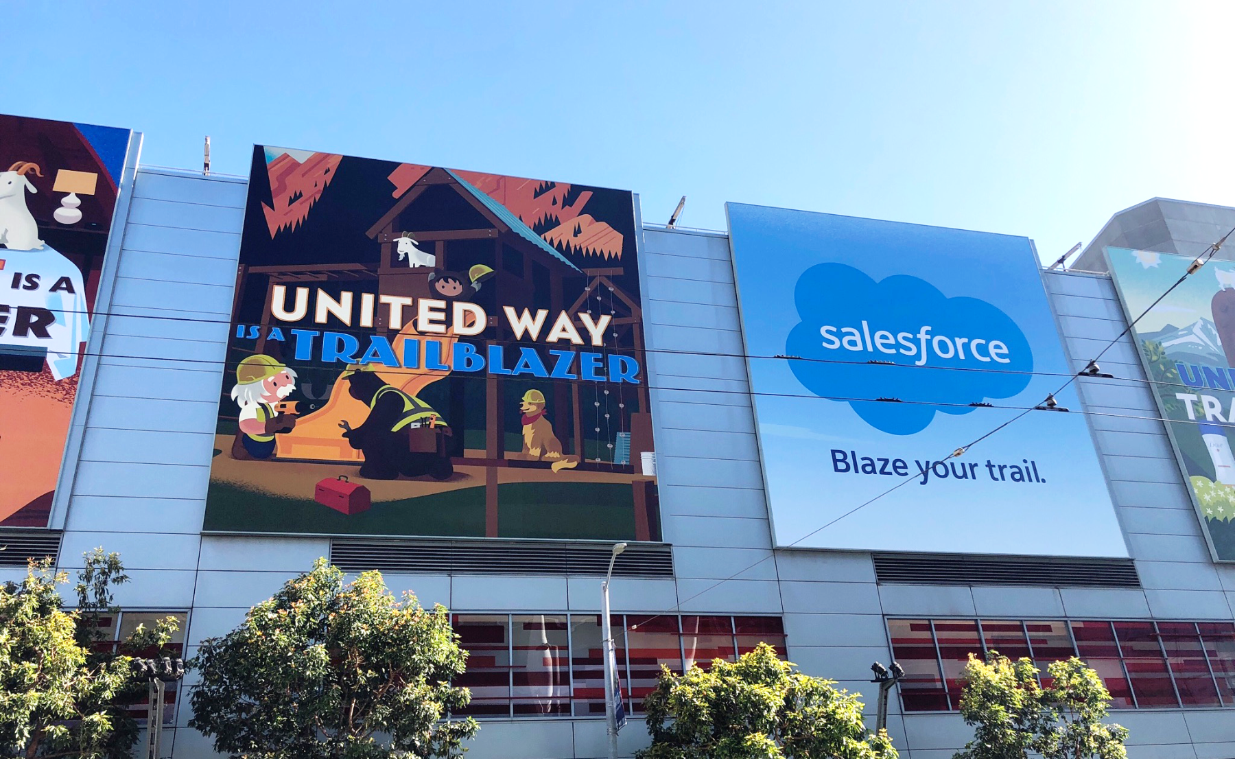 Dreamforce underscores United Way's partnership with Salesforce.org to create the game-changing Salesforce.org Philanthropy Cloud platform.