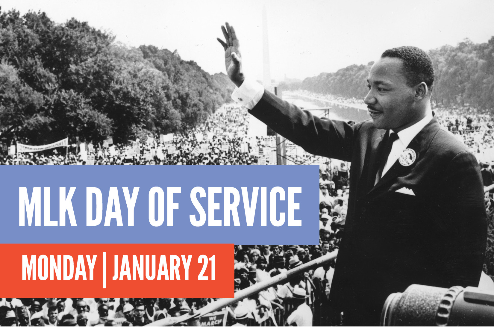 This MLK Day, let's rethink what it really means to serve.