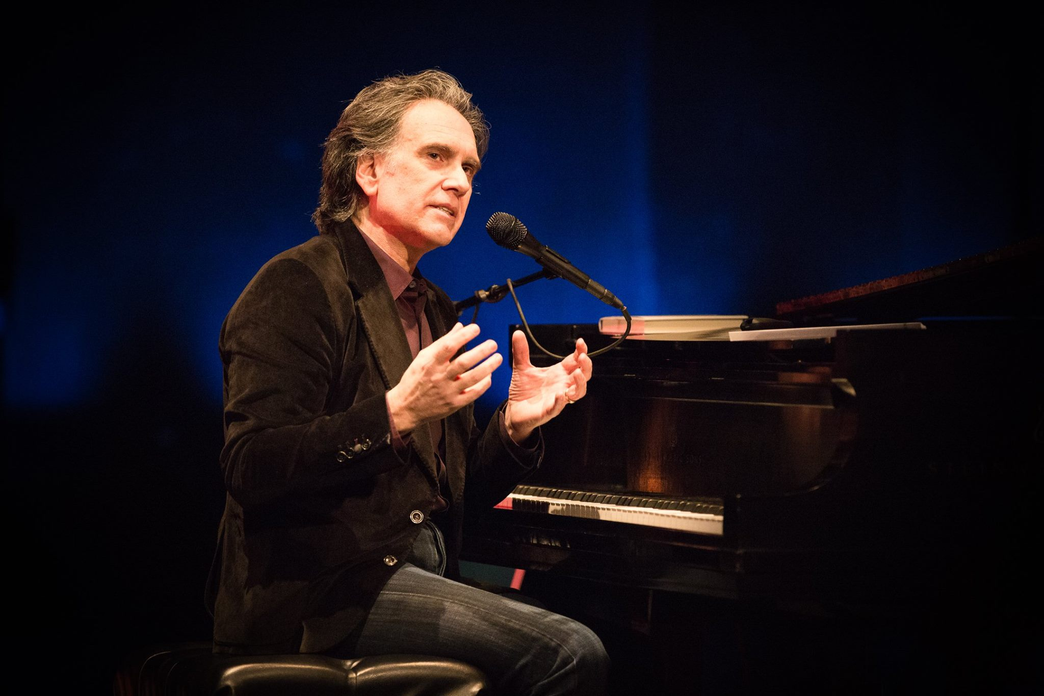 Peter Buffett is bringing his gifts of music, conversation and insight to United Way and the communities we serve.