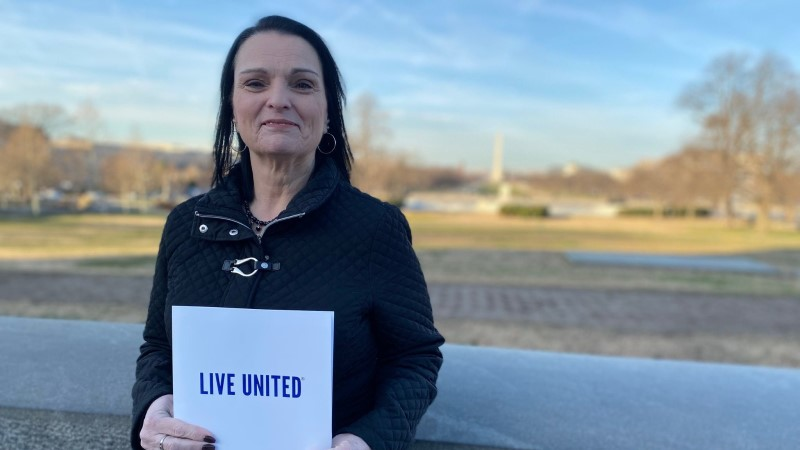 United Way can't advocate in person, but 200 community and United Way leaders are making themselves heard virtually this week to push Congress to help