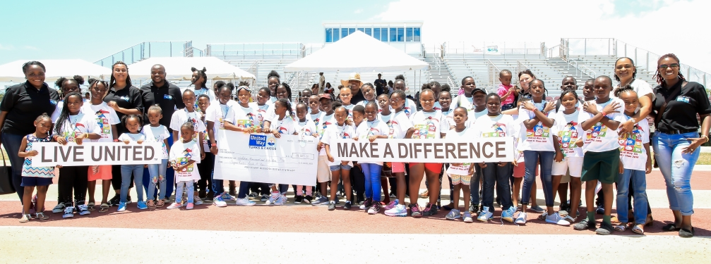 The United Way of Turks and Caicos Islands exemplifies how new United Way's can help jumpstart energy in their communities.