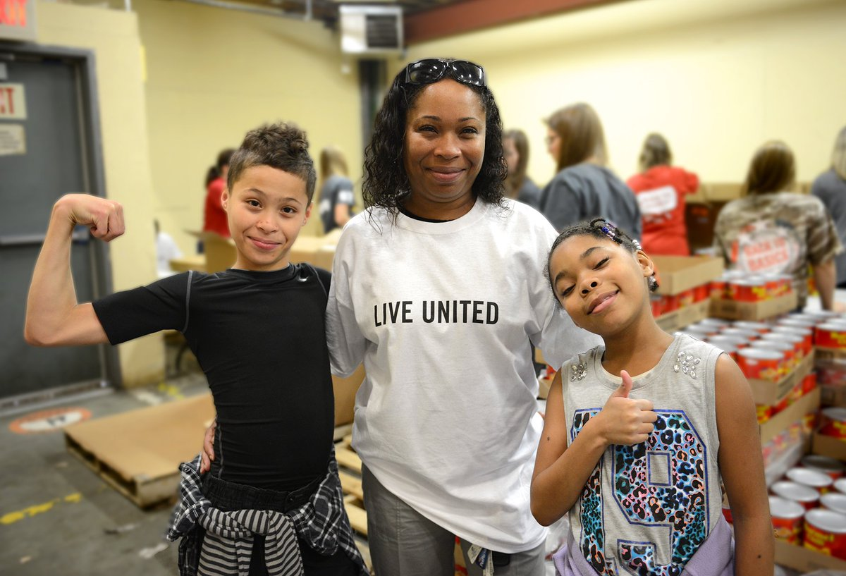 At United Way, advancing equity is at the heart of our mission.