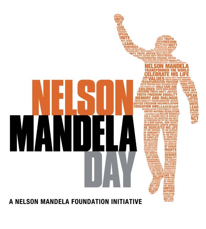 On what would have been Nelson Mandela's 100th birthday, let's remember his activism and embody his ideals.