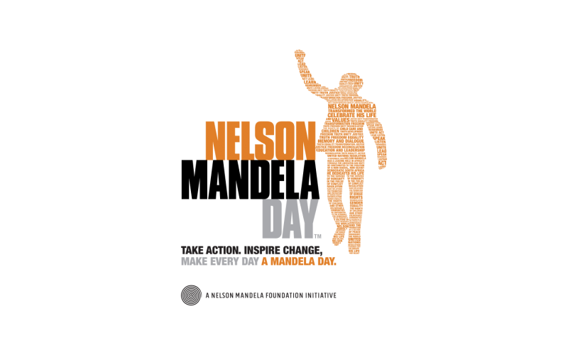 Nelson Mandela devoted his life to fighting for social justice and believed everyone has the ability and responsibility to make positive change