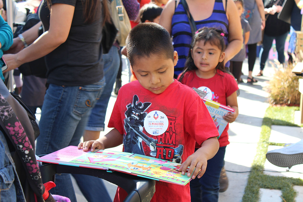 Reading at a proficient level by third grade can mean the difference between graduating high school and dropping out.
