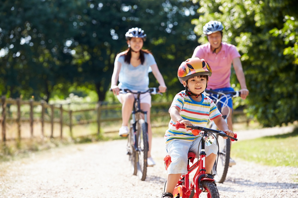 Instill healthy habits in kids and adolescents that they'll carry with them into adulthood.