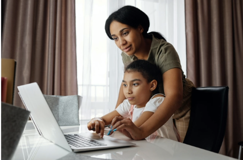United Way is working to help bridge the digital divide by connecting students to learning.