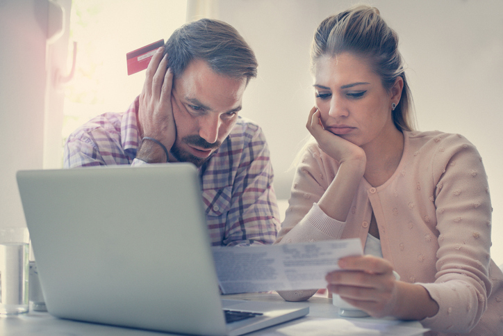If you're owed a refund, there's no penalty in missing today's tax filing deadline. But if you owe money, here's what you should do.