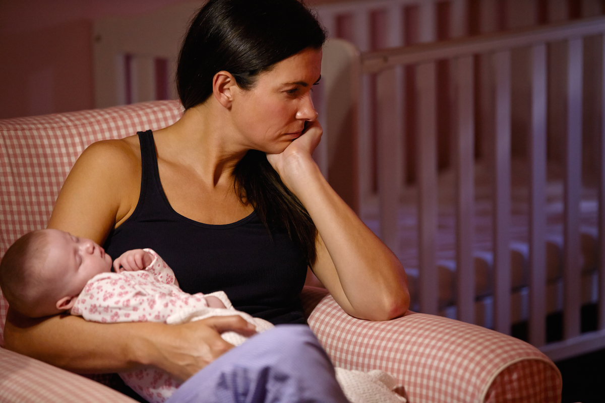 What all new mothers and those around her need to know is that help and support is available to them.