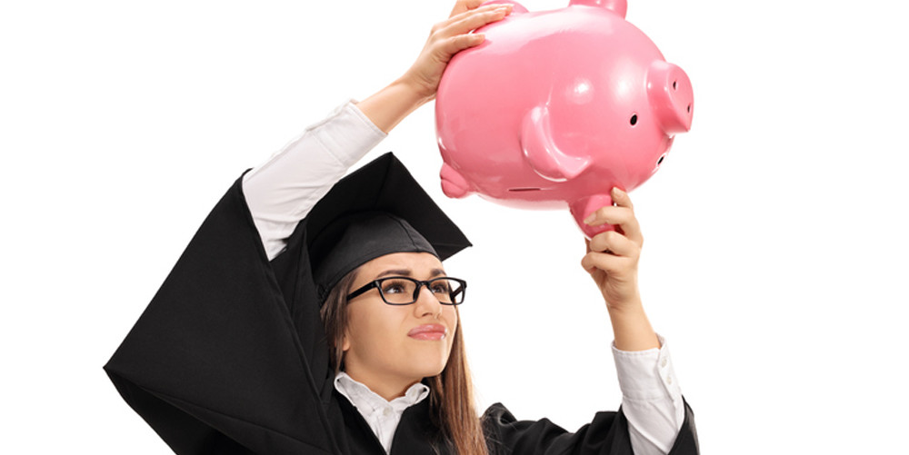Entering the workforce with considerable debt has become a common theme for graduates these days.