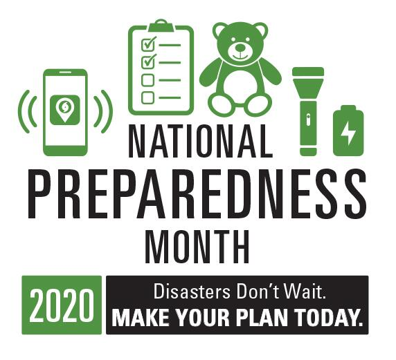 Get prepared for emergencies now. United Way offers quick, easy ways to update disaster response plans and stock supplies.