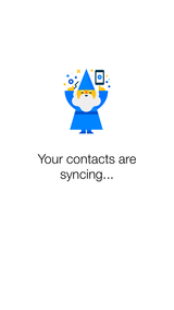 Contact sync