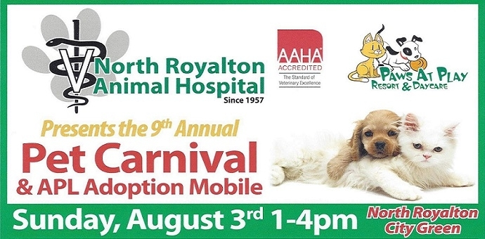 2014 pet carnival-north royalton