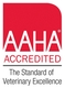 AAHA accredited, Highest standards in vet. medicin