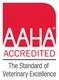 AAHA accredited, Highest standards in vet. medicin