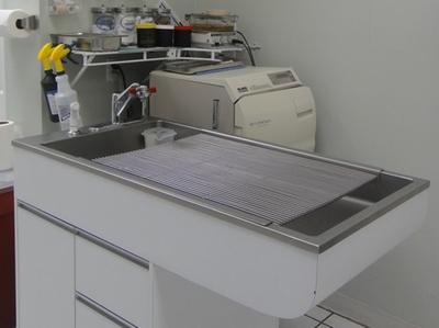 Dental Wet Lab Workstation