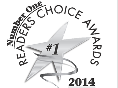 #1 Readers Choice