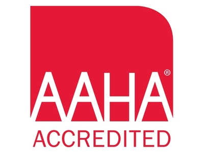 AAHA-Accredited!