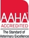 We are proud to be an AAHA-accredited facility!