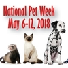 National Pet Week, Stray Discounts, Rescue pets