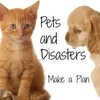 emergency kit for pets, disater planning for pets