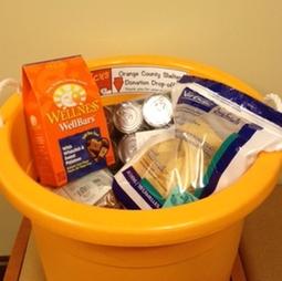 OCHS Donation drop off bin