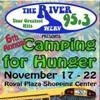 Camping for Hunger