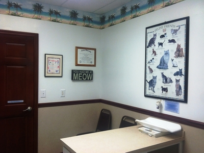 Comfortable Exam Rooms