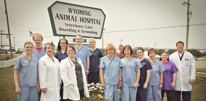 Wyoming Animal Hospital Staff