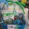 veterinary gift basket